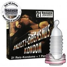 Secura Multi Orgazmus 21ks